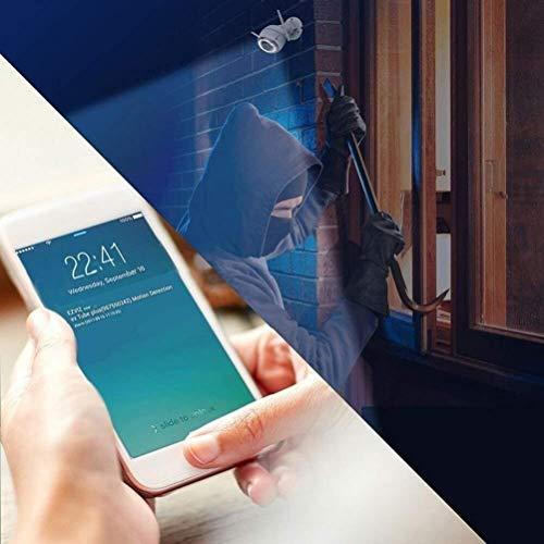 EZVIZ ezTube 720P HD Esterna Telecamera di Sicurezza, Night Vision, Difesa  Attiva, Luce Stroboscopica e Sirena, Doppia Antenna Wi-Fi, Audio a 2 Vie,