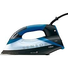 Solac S91863400 Centro de Planchado, 2400 W, 0.35 litros, Negro y Azul