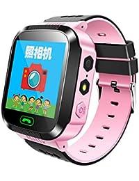 iBelly q528 GPS Reloj Inteligente para niños con teléfono localizador de Llamadas SOS Cámara Locator Pantalla
