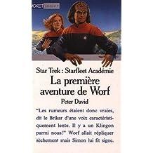 Star trek, la nouvelle génération : La première aventure de Worf
