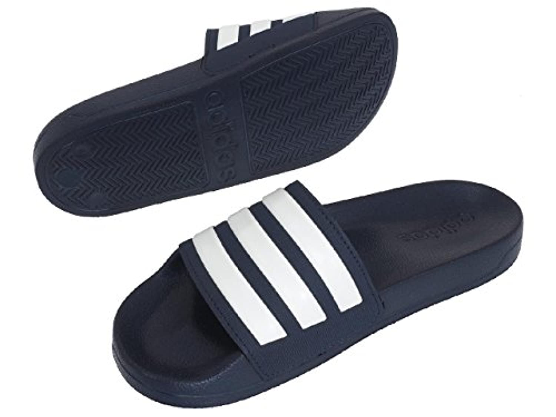 adidas Adilette Shower, Chaussures de Plage et Piscine Homme modèle