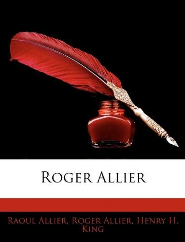 Roger Allier