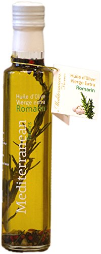 Nature Blessed Mediterranean Flavour Greek Extra Virgin Olive Oil with Rosemary 250 ml