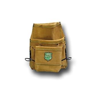 ABCO 3042-4 10-Pocket Carpenter's Nail and Tool Bag
