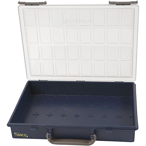 Valisette de rangement, dim. 33,8x26,1 cm, 32 godets, 1 pièce