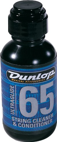 Dunlop Ultra Glide 65 Saiten Cleaner, Pflegemittel Gitarre/Bass