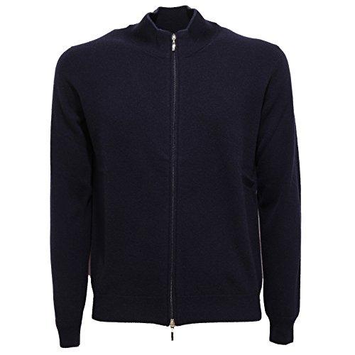 Wool 0122v Men Altea Maglione Lana Uomo Blu Sweater Offerta 7ZY7g