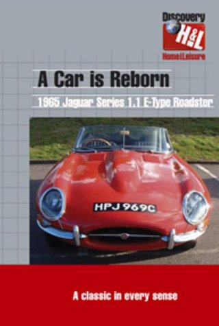 Preisvergleich Produktbild A Car Is Reborn - Jaguar [VHS] [UK Import]