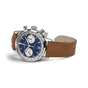 Hamilton H38416541 – Reloj de Pulsera para Hombre, diseño clásico de Panda