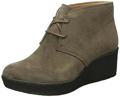 803d52f58e49 Clarks Originals Women s s Athie Terra Ankle Boots  Amazon.co.uk ...