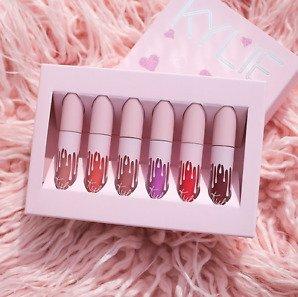 Kylie The Birthday Collection | Mini Kit Matte Liquid Lipsticks
