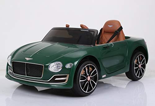RC Auto kaufen Kinderauto Bild 4: Bentley Elektro Kinderauto / Ledersitz / 2 x 390 Motor / 2 x 6V4AH Batterie / Modell 2018*