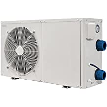 Steinbach Bomba de calor Water Power 8500, Gris, 8,3/5,8 kw/220 V