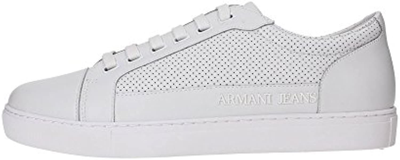 AJ Armani Jeans 6A423 Sneakers Herren Leder