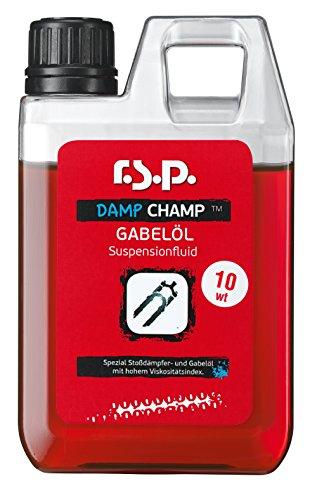 R.s.p. damp champ gabelöl 10wt 250