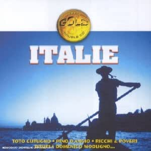 Série Gold : Italie Vol. 1 (2 CD)