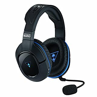 Turtle Beach Stealth 520 Wireless DTS 7.1 Surround Sound Gaming Headset (PS4)