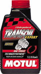 MOTUL TRANSOIL EXPERT SAE10W40 1LT OLIO CAMBIO FRIZIONE A BAGNO OLIO MOTO -CROSS