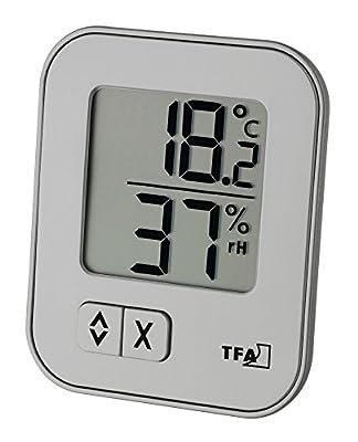 TFA Dostmann digitales Thermo-Hygrometer Moxx 30.5026 von TFA Dostmann bei TapetenShop