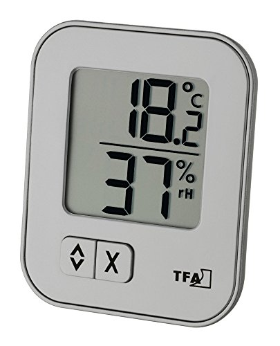 TFA Dostmann digitales Thermo-Hygrometer Moxx 30.5026