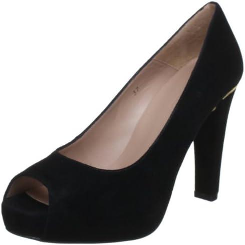 Manana mn 3023 3023 - Zapatos de tacón de cuero para mujer