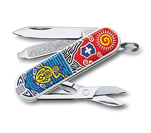 VICTORINOX 0.6223.L1806 Sammlermesser Limited Edition 2018» CLASSIC NEW ZEALAND, small -
