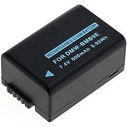 CELLONIC® Batterie Compatible avec Panasonic Lumix DMC-FZ72 DMC-FZ70, DMC-FZ100 DMC-FZ150, DMC-FZ45 DMC-FZ40 DMC-FZ47 DMC-FZ48, DMC-FZ62 DMC-FZ60, DMW-BMB9E 800mAh Accu de Rechange Remplacement