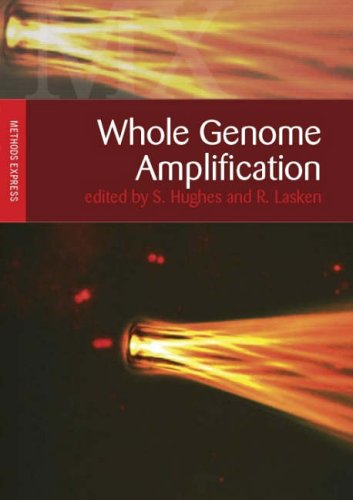 Whole Genome Amplification: Methods Express (Methods Express Series)