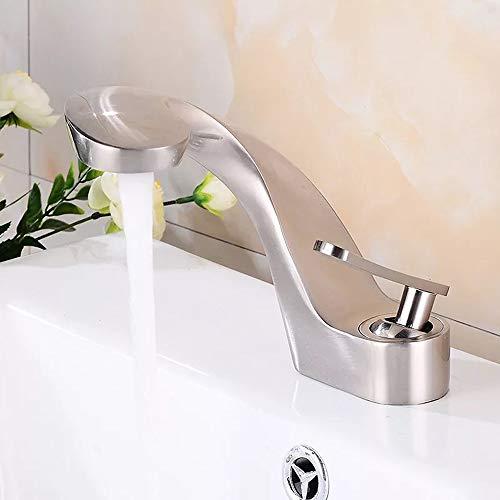 Rjj Badmöbel Europäischen Persönlichkeit Ellenbogen Kupfer Küche Bad Wc Waschbecken Wasserhahn Glatt