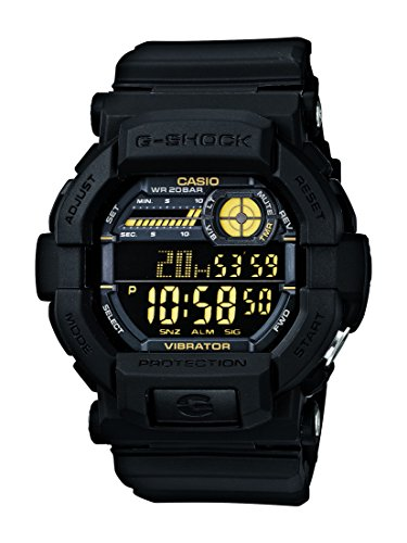 4188RveHz%2BL - G Shock Digital Mens GD 350 1BDR G441 watch