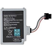OSTENT Sostituzione batteria ricaricabile 3.7V 1500mAh per Nintendo Wii U Gamepad