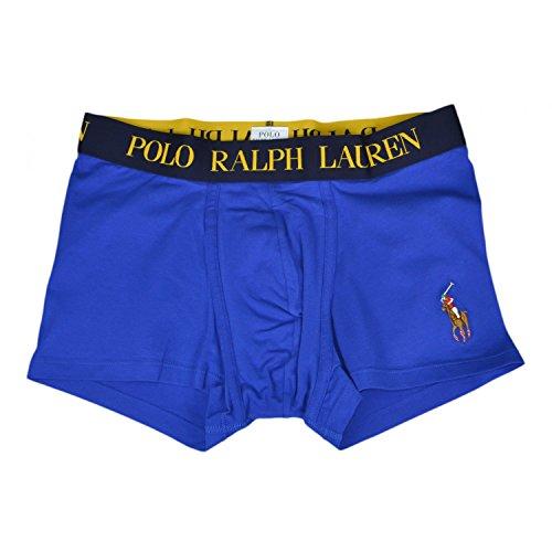 Ralph lauren -  boxer  - camicia - uomo blu xl