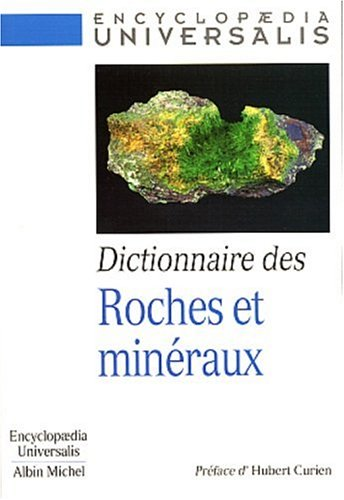 Dictionnaire des roches et des minéraux