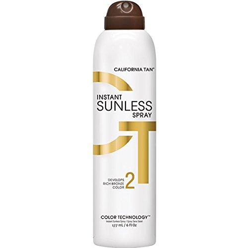 California Tan Sunless Instant Spray, 1er Pack (1 x 0.177 l) -