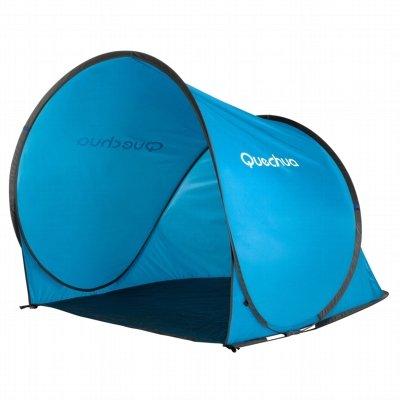 Quechua - 2 Seconds Strandmuschel (Blau)
