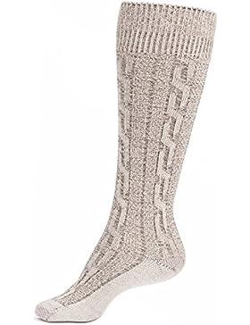 Tracht & Pracht - Herren Baumwolle - Trachtenstrümpfe Trachtensocken Kniebund - Socken Lang