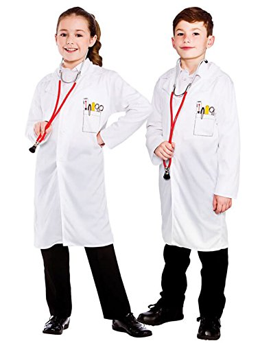 Idee Kostüm Coat Lab - Doctors Coat -Unisex (5-7) **NEW**