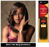 "Best Extensiones de cabello Remy Sensationnel - Sensationnel diosa Europea recto cabello humano Remy 14""tejido Review"