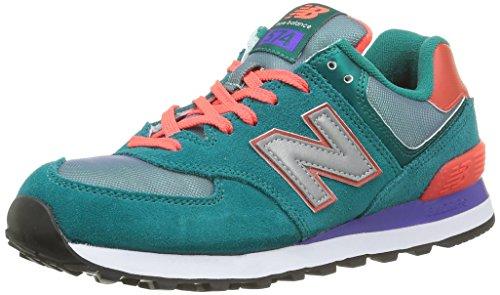 new-balance-zapatillas-wl574-verde-eu-375-us-7