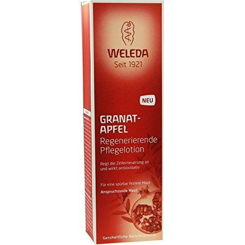 Weleda Granatapfel regenerierende Pflegelotion, 1 Stück, 200 ml