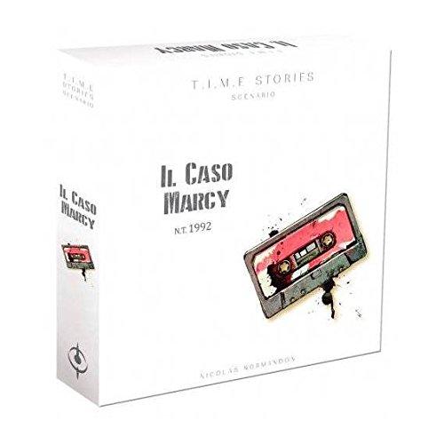 Asmodee T.I.M.E Stories, el Caso Marcy (ADE0TST02ES)
