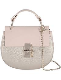 bafbb1b465ff5 Damen Umhängetasche Kleine Schultertasche Kette Tasche Clutch Mini Handtasche  Vintage Citytasche für Hochzeit Party…