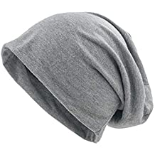 shenky - Cappello lungo in jersey - lungo e sottile - primavera estate -  unisex 3cad024be956