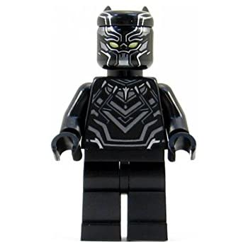Lego Marvel Super Heroes superheroes Black Panther ...