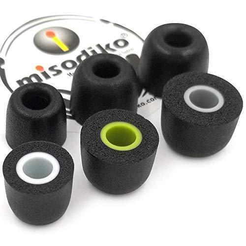 misodiko M550 Memory Foam In-Ear Kopfhörer Ohrpolster