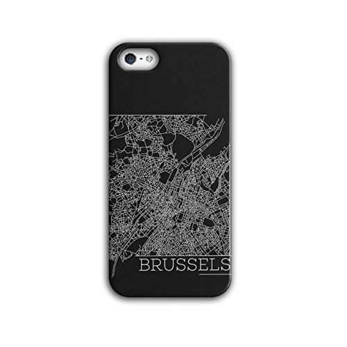 belgium-brussels-map-big-town-new-black-3d-iphone-5-5s-case-wellcoda
