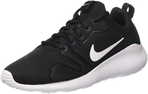 Nike Herren Kaishi 2.0 Laufschuhe, Schwarz (Black/White), 42.5 EU (Nike Herren Air Pegasus 83 Schuhe)