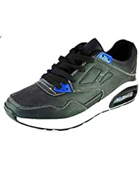 Sneakers Donna Scarpe da Passeggio tg 38 Colore Nero Eco Pelle con Lacci 4b14d92b374