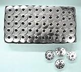 zipperstop CUTEX Brand 100metallo Bobbins for Juki ddl-8700Single Needle lockstitch Sewing macchinari