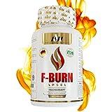 PREMIUM Fatburner Extrem zum Abnehmen | Vegan | Hochdosiert | Glucomannan, L-Carnitin, Himbeer Ketone, Garcinia Cambogia, grüner Kaffee